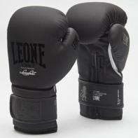 """Gants de boxe Leone  GN059 """"Black&White"""" Noir"""