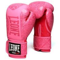 Gants de boxe Leone  Maori  pink
