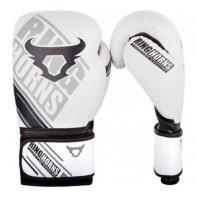 Gants de boxe Ringhorns Nitro blanc By Venum