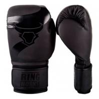 Gants de boxe Ringhorns Charger Noir Matte By Venum
