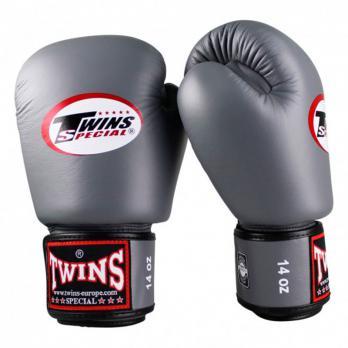 Gants de boxe Twins BGVL 3 grey
