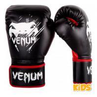 Gants de boxe Venum Contender enfant noir / rouge