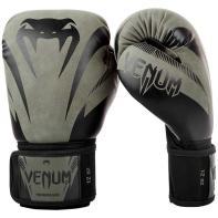 Gants De Boxe Venum Impact Noir Khaki