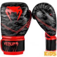 Gants de boxe Venum Kids Okinawa 2.0 black / red