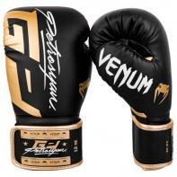 Gants de boxe Venum Petrosyan black/gold