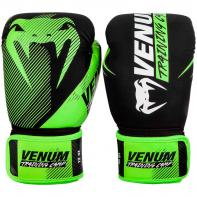 Gants De Boxe Venum Training Camp 2.0 Black/Neo Yellow