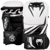 Gants De MMA  Venum Challenger 3.0 Sparring Blanc / noir