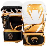 Gants De MMA  Venum Challenger 3.0 Sparring Blanc / or