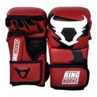 Gants de MMA Ringhorns  Charger Sparring rouge By Venum