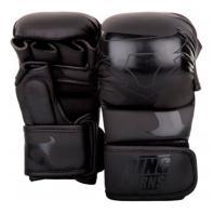 Gants de MMA Ringhorns Sparring Charger noir Matte By Venum