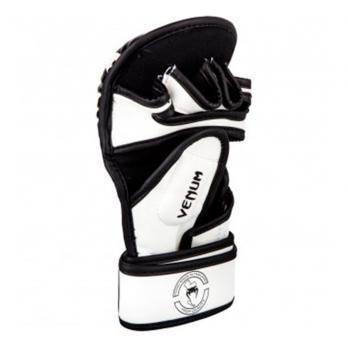 Gants de MMA Venum Impact Sparring Blanc / Noir