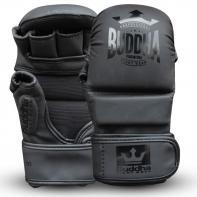 Gants MMA Buddha Competition Amateur leather black