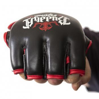 Gants de MMA Buddha Competition Professional noir