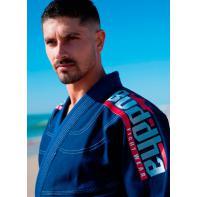 Kimono JJB Buddha DeLuxe Navy