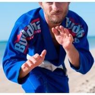 Kimono JJB Buddha DeLuxe bleu