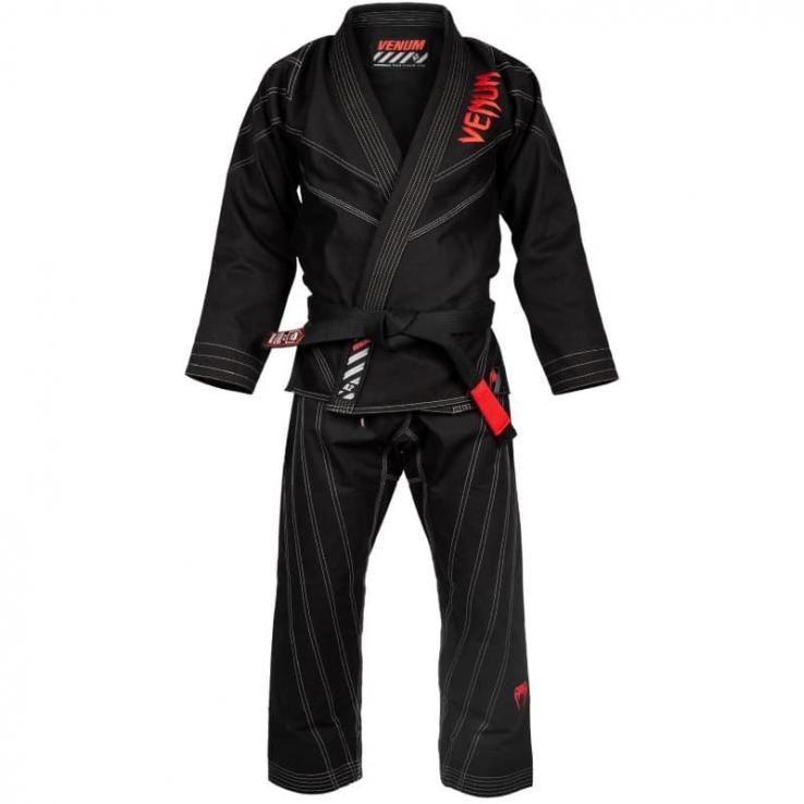 Kimono BJJ GI Venum Power 2.0 noir