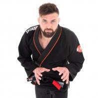 Kimono JJB Tatami Bushido black