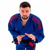 Kimono JJB Tatami 6.0 blue / burgundy