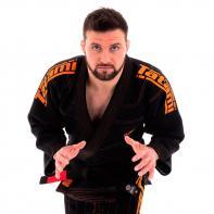 Kimono JJB Tatami 6.0 black / orange