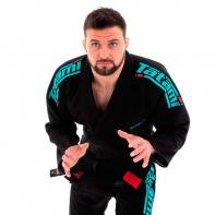 Kimono JJB Tatami 6.0 black / teal