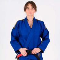 Kimono JJB Tatami Nova Absolute Ladies Bleu + Ceinture Blanc