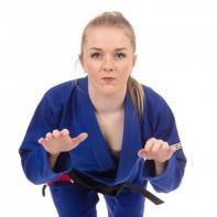 Kimono JJB Tatami The Original Ladies bleu