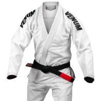 Kimono JJB Venum GI Contender Evo blanc
