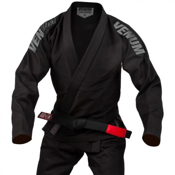 Kimono JJB Venum GI Contender Evo noir