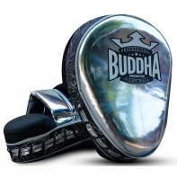 Pattes d'ours courbées Buddha Premium silver (Par)