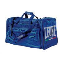 Sac de sport Leone Training blue