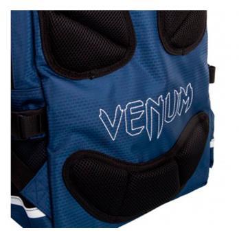 Sac de sport Venum Challenger Pro Bleu / Blanc