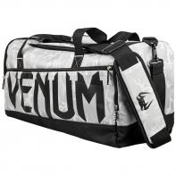 Sac de sport Venum Sparring blanc camo
