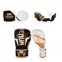Pack de boxe Venum Elite