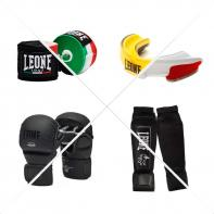 Pack de MMA Leone Defender