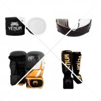 Pack de MMA Venum Challenger Sparring