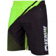 Short Fitness Training Camp 2.0 black neo yellow