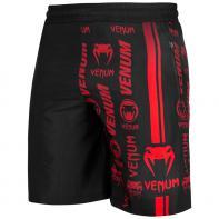 Short Fitness Venum Logos noir / rouge
