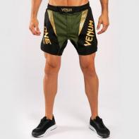 Short MMA Venum X One FC khaki / gold