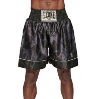 Short de boxe Leone Camonoir