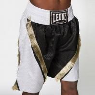Short boxe Leone Legend white / black