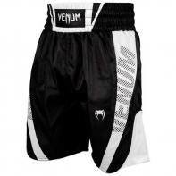Shorts Boxe Venum Elite black/white