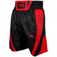 Shorts Boxe Venum Elite black/red