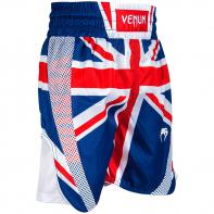 Shorts Boxe Venum Elite UK Blue / Red-White