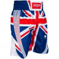 Shorts Boxe Venum Elite UK Blue / Red-White