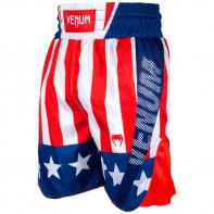 Shorts Boxe Venum Elite USA red-white/blue