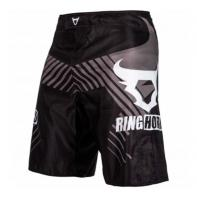 Short MMA Ringhorns Charger Noir