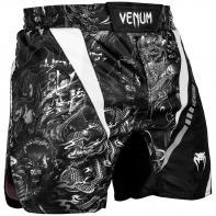 Short MMA Venum Art Noir/Blanc