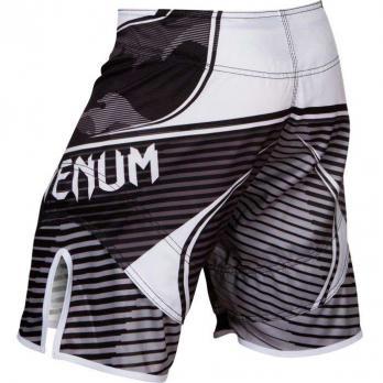 Short MMA Venum Camo Hero Blanc / Noir
