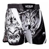 Short MMA Venum Devil  Blanc / Noir