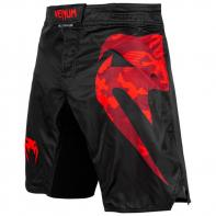 Short MMA Venum Light 3.0 noir/rouge